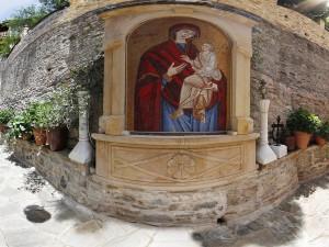 Ιερά Μονή Δοχειαρίου