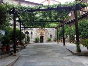 The Holy Monastery of Grigoriou