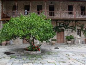 The Holy Monastery of Karakallou