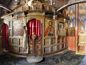 The Holy Monastery of Pantocrator