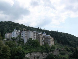The Holy Monastery of Zographou
