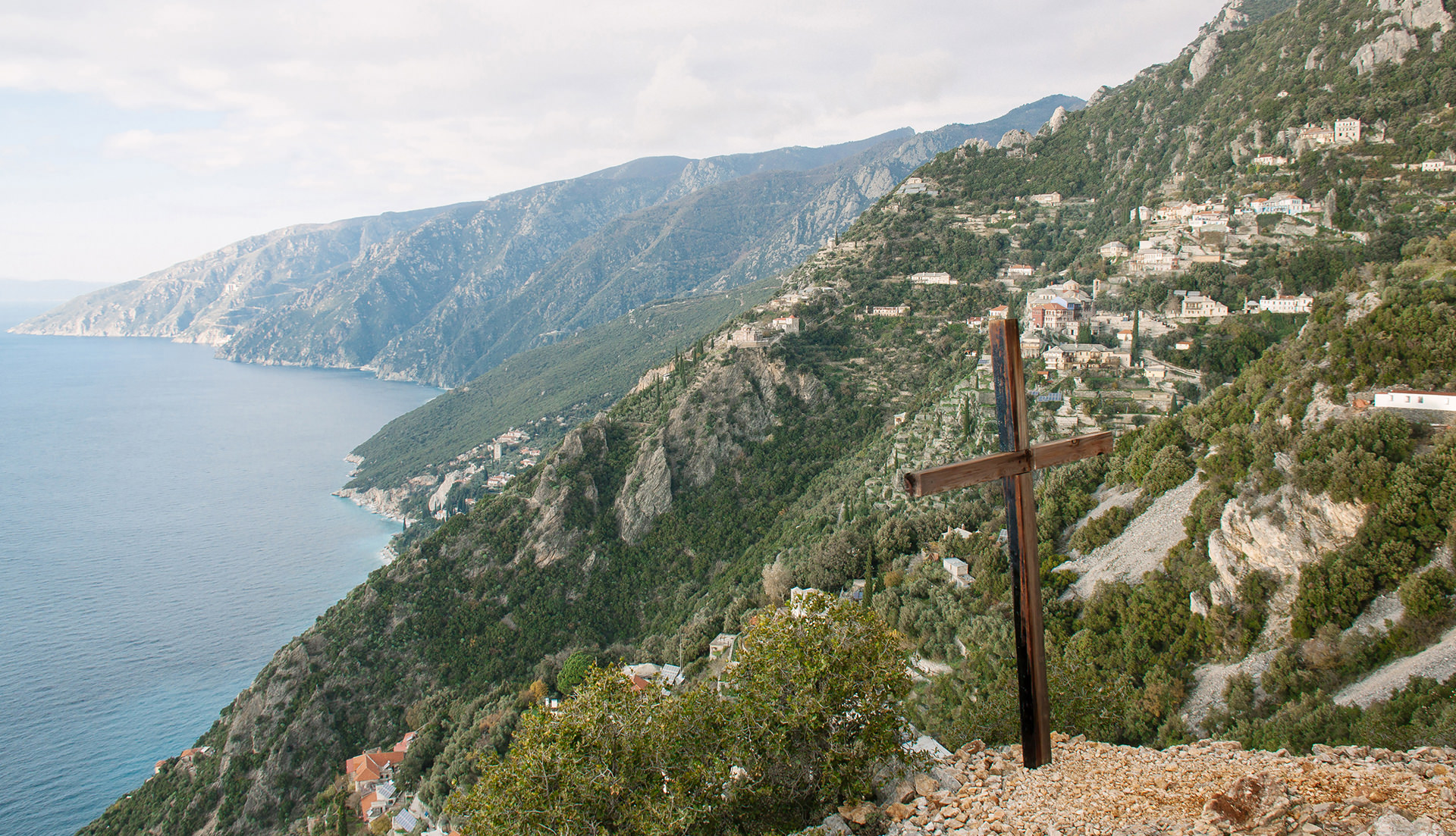 Virtual Tour of Mount Athos